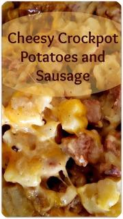 cheesey-crockpot-potatoes-and-sausage