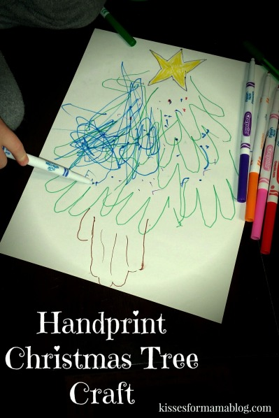 handprintchristmastree