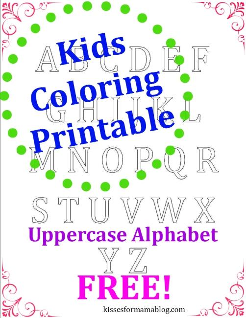 alphabetpin